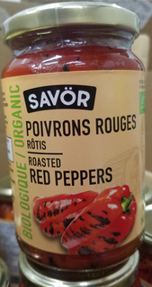 Roasted Red Peppers (Savor)